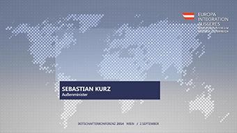 Botschafterkonferenz 2014